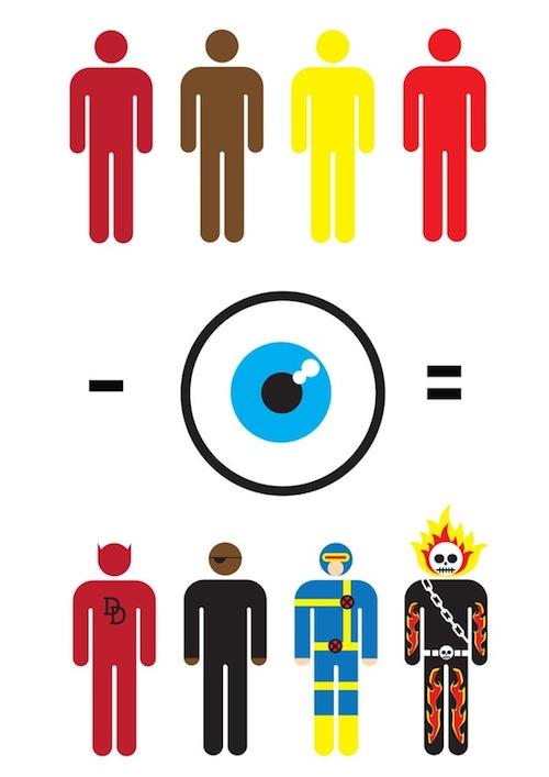 Simple Math -Superheroes1
