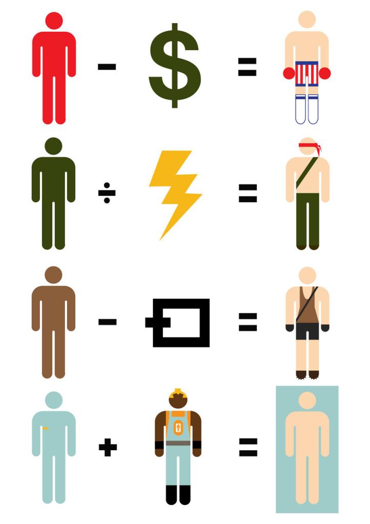 Simple Math -Superheroes10