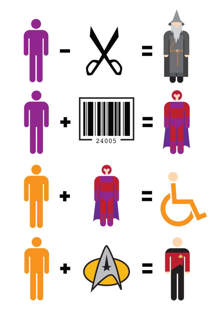 Simple Math -Superheroes12