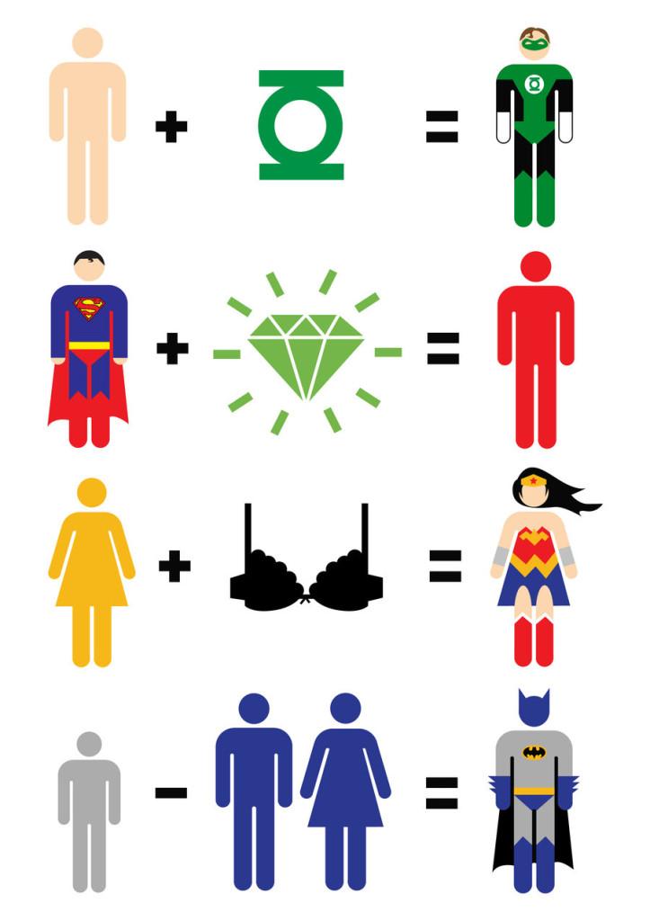 Simple Math -Superheroes17