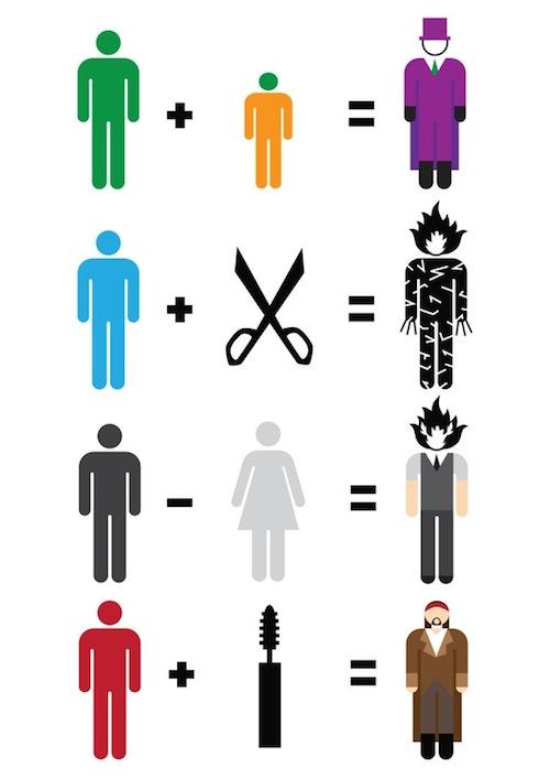 Simple Math -Superheroes9