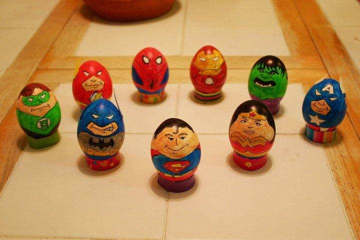 comic-dc-marvel-eggs