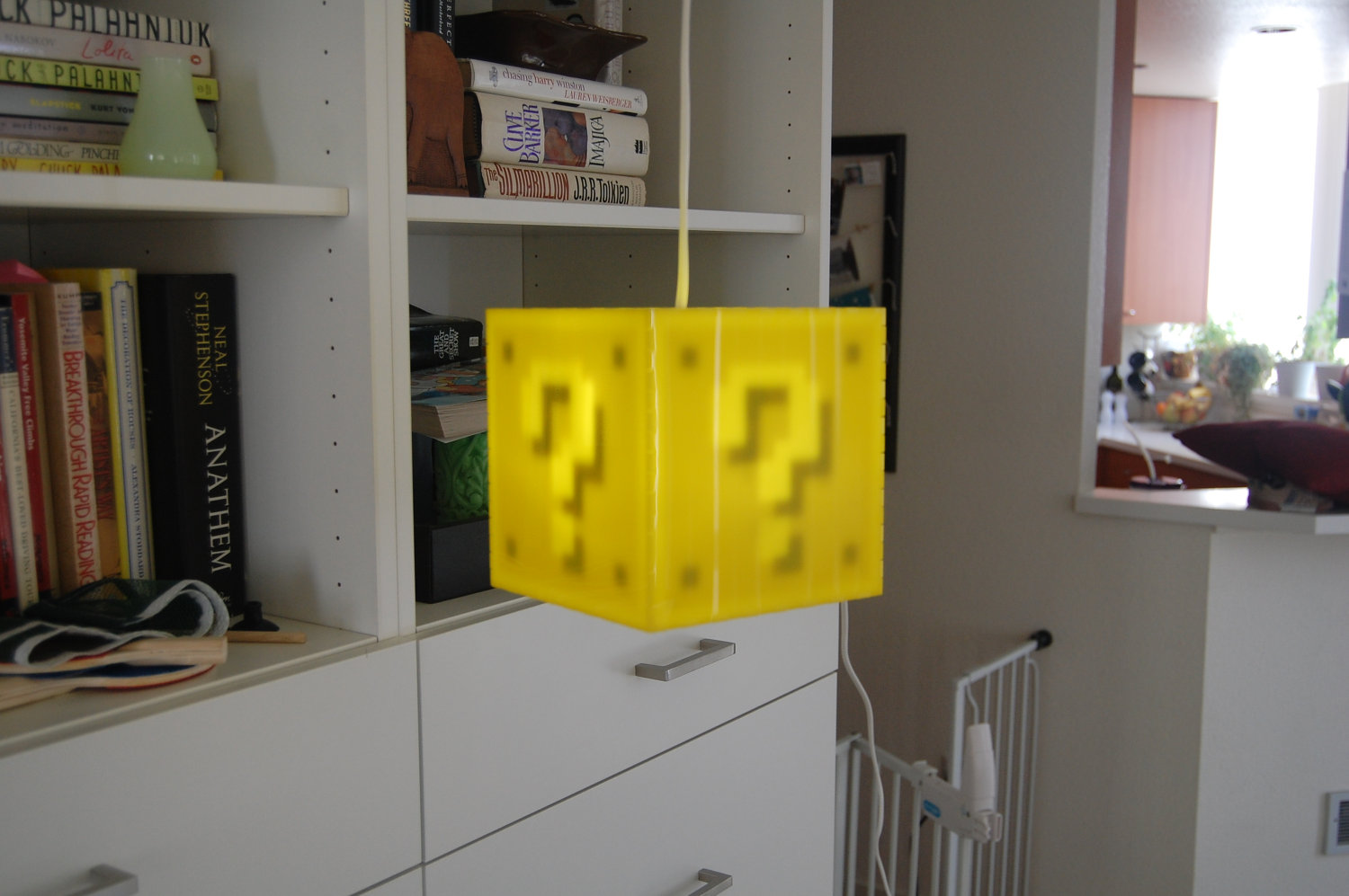 Super Mario Bedroom Shut Up And Take My Money The Super Mario Coin Block Lamp