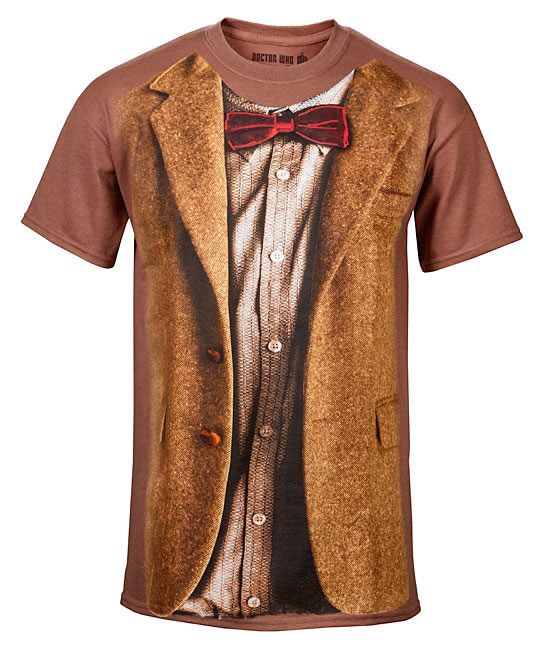 11th_doctor_costume_t-shirt
