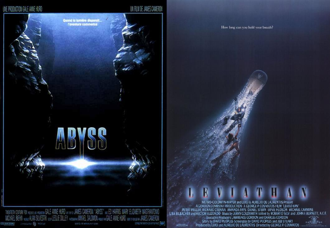 Abyss and Leviathan - 1989