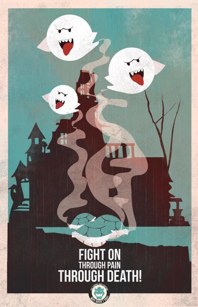 Boo-Mario-Propaganda