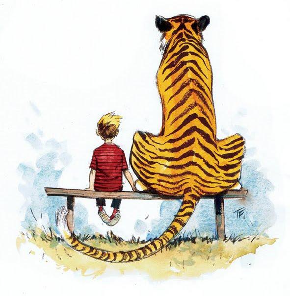 Calvin-Hobbes-bench