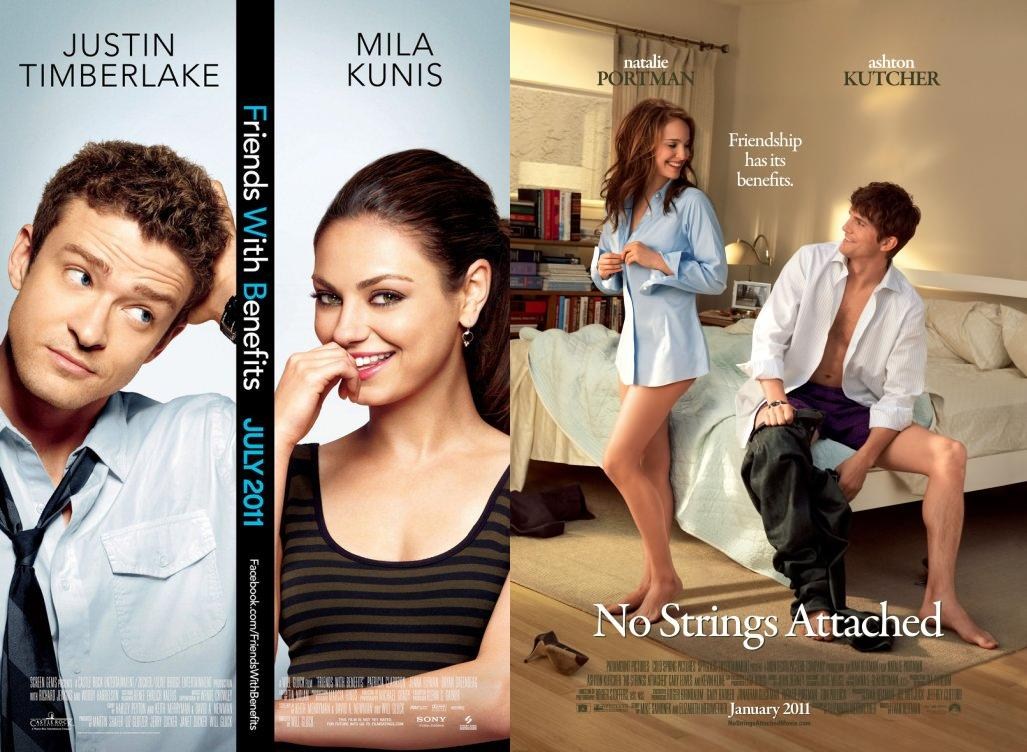 Friends with Benefits and No Strings Attached - 2011