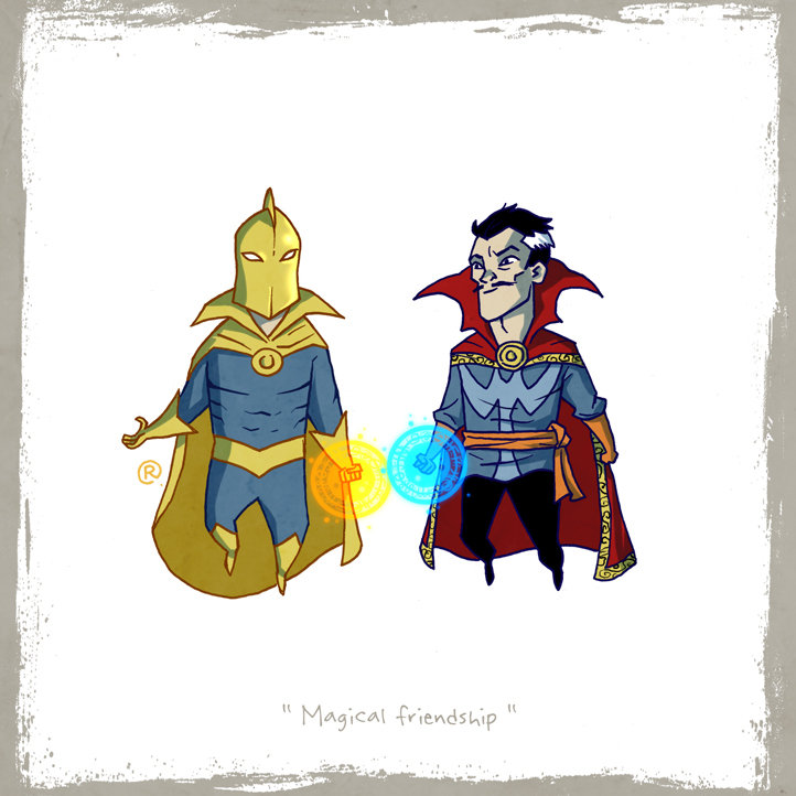 dr_fate_and_dr_strange