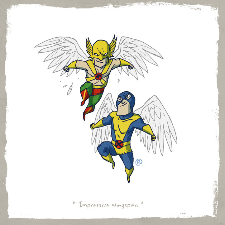 hawkman_and_angel