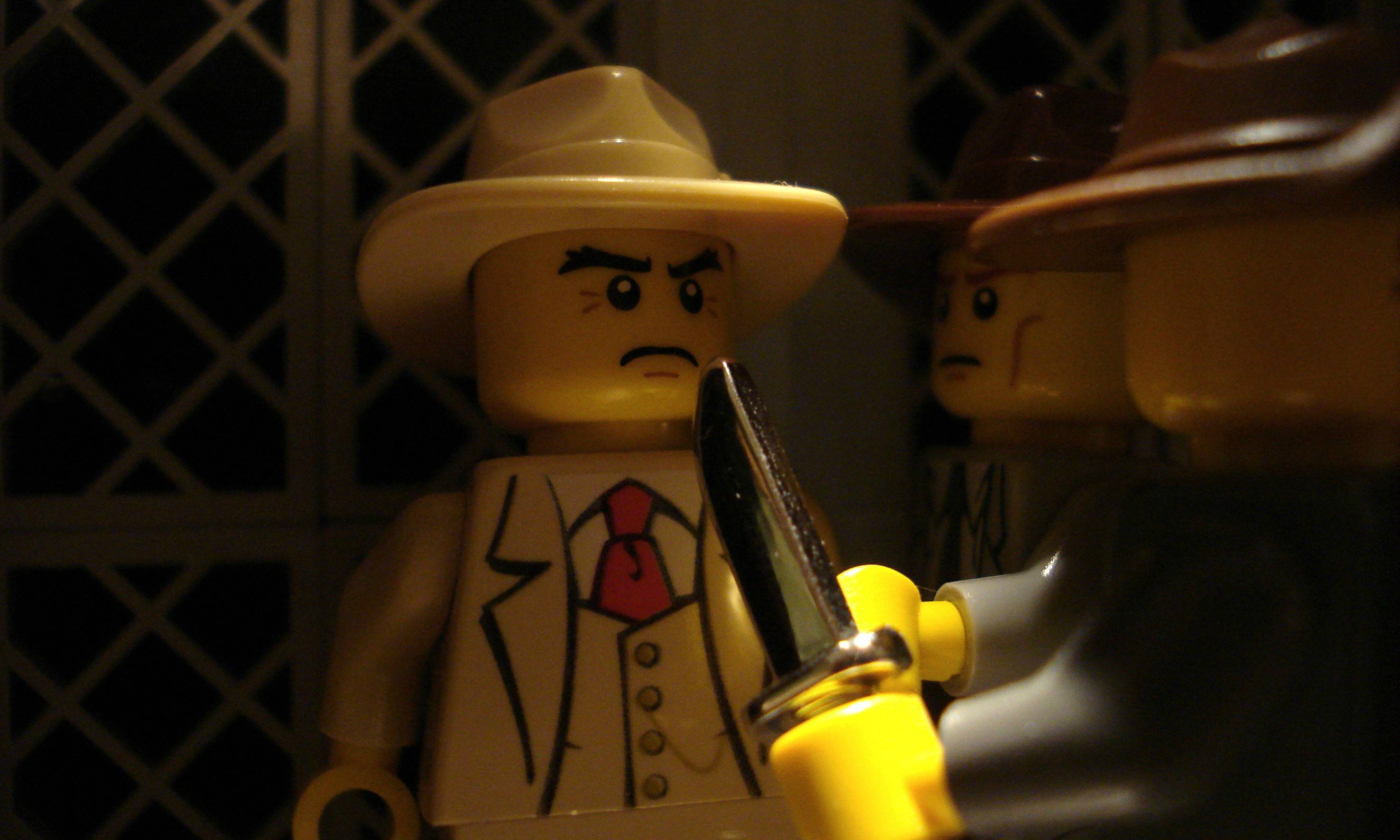 34 famous movie scenes captured by legos