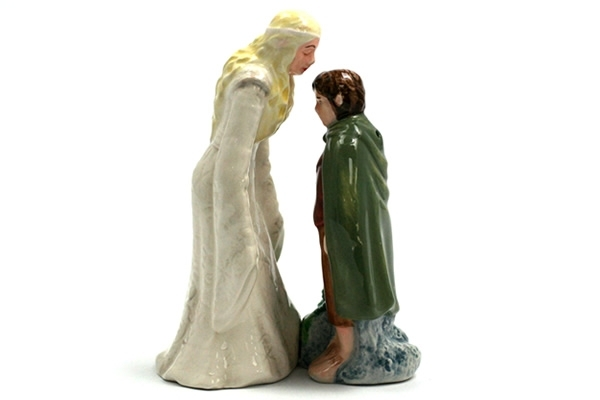 Frodo and Galadriel Salt & Pepper Set