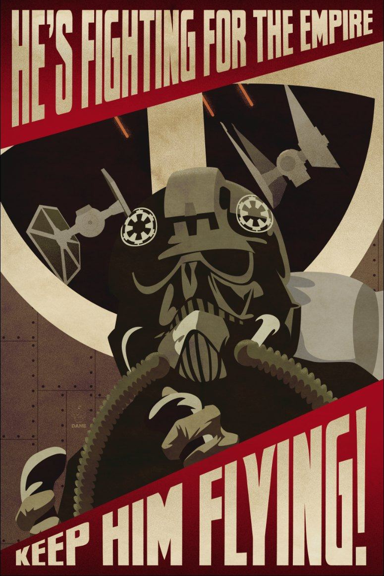 20 fantastic star wars propaganda posters