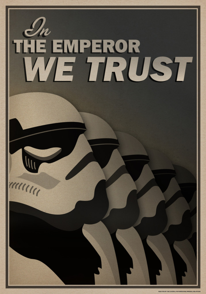 In the Emperor We trust