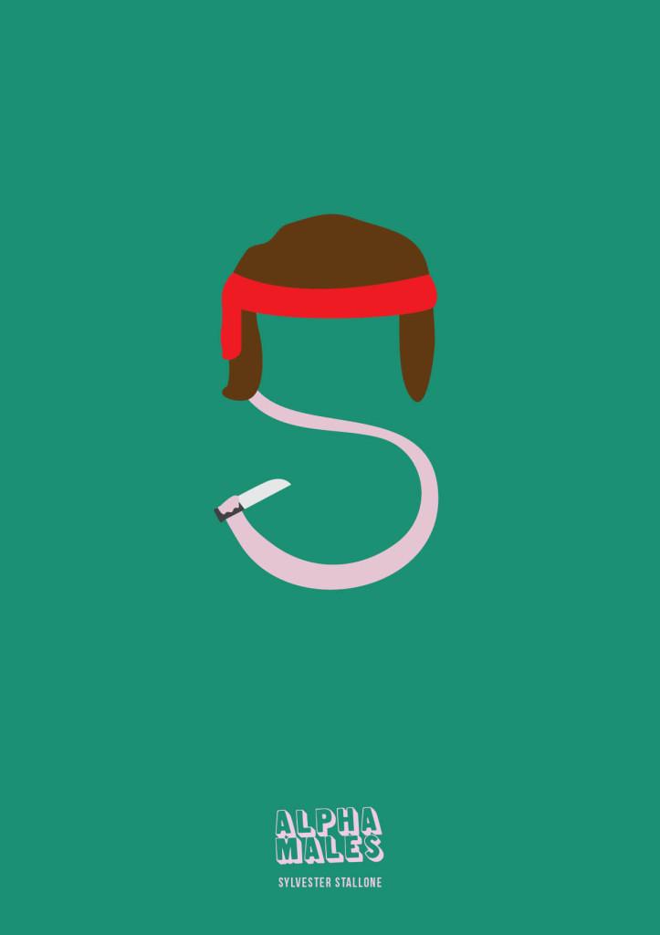 Slyvester Stalone of Rambo fame