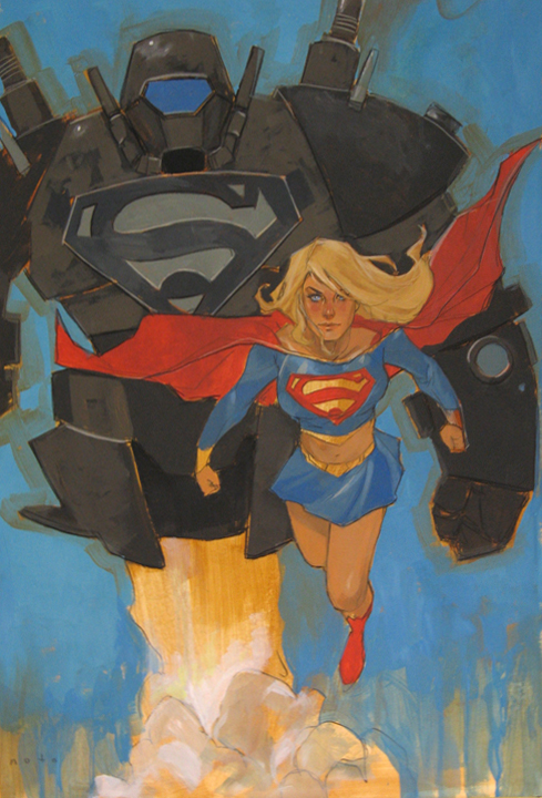 Supergirl-Phil-Noto