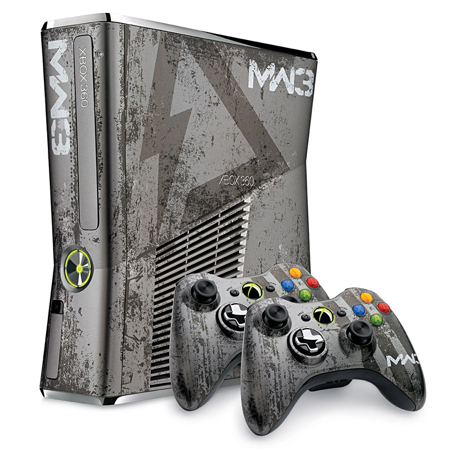 Xbox-360-CoD-MW3-Limited-Edition
