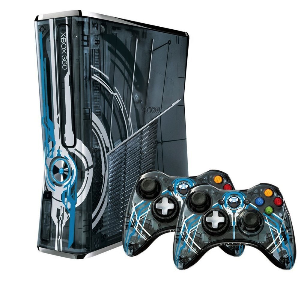 xbox 360 limited editions there and back again. Black Bedroom Furniture Sets. Home Design Ideas