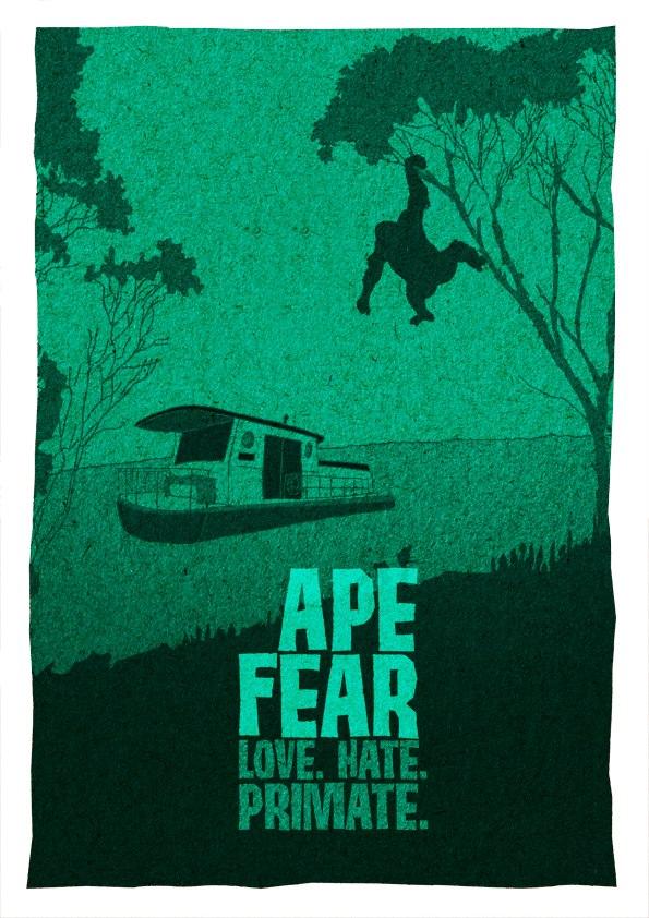 Ape Fear: Love, Hate, Primate