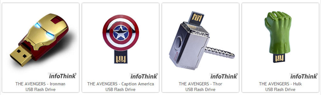 infoThink Avengers