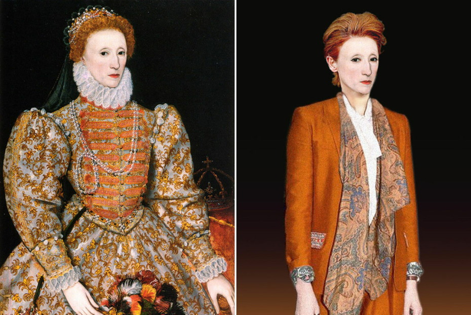 Historical Figures: Queen Elizabeth I in the 21st Century