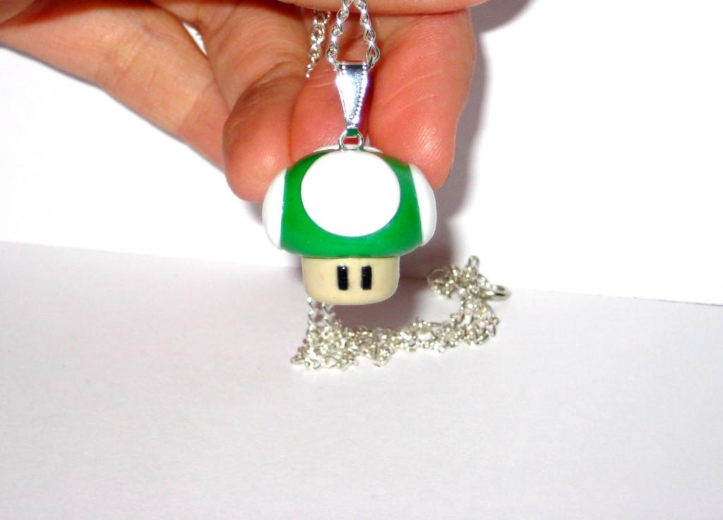 Oh My Geekness auper Mario Mushroom