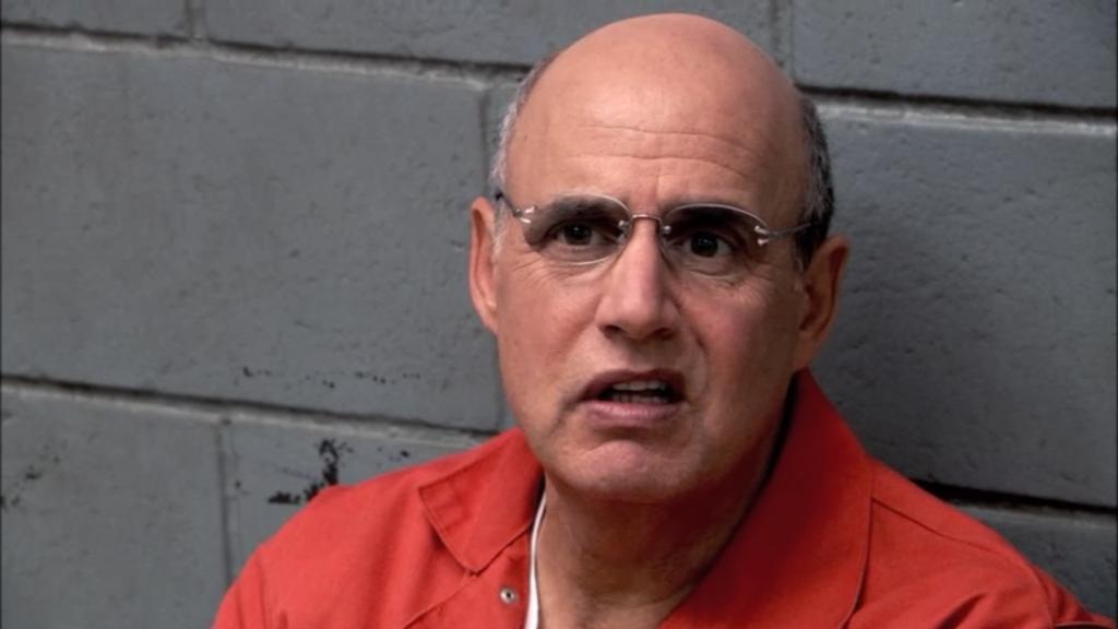 George Sr. in prision