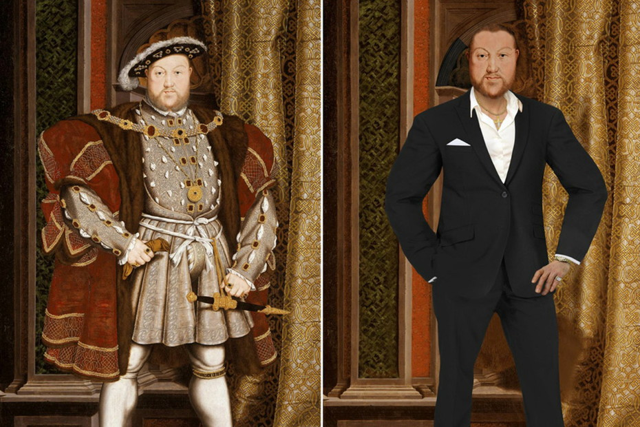 King Henry VIII in the 21st Century