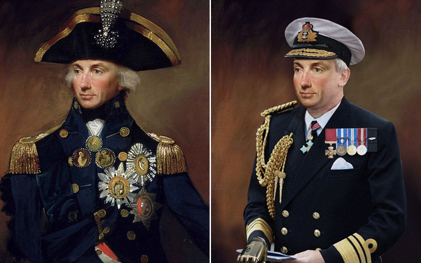 Historical Figures: Horatio Nelson in the 21st Century