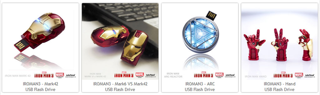 infoThink Iron Man 3