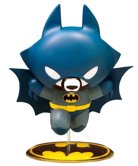 Skelanimals DC SuperHeroes Jae the Wolf as the Batman