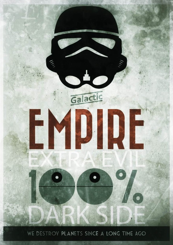 The Empire: 100% Dark Side