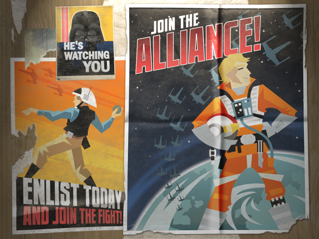 Join the Alliance Enlist Today