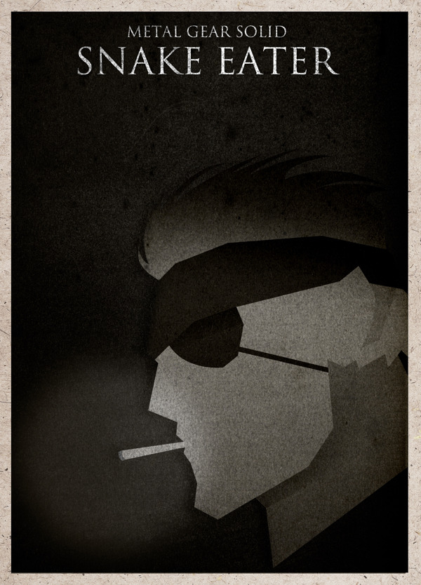 Konami's Metal Gear Solid Snake Eater