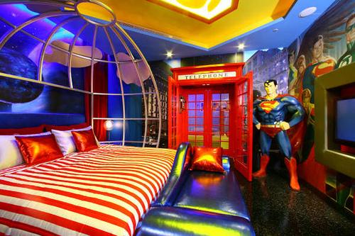 superherorooms_superman