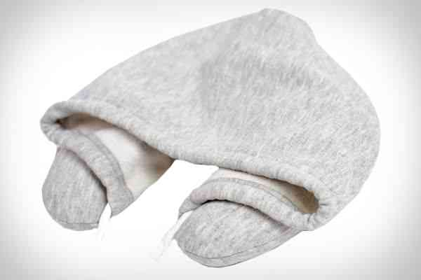 Seven Travel Products: Travel Hoodie Pillow