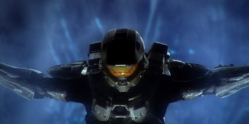 From the David Fincher trailer for Halo 4