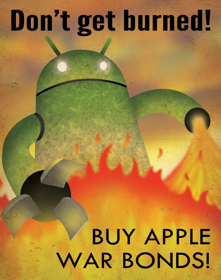 Buy Apple war bonds