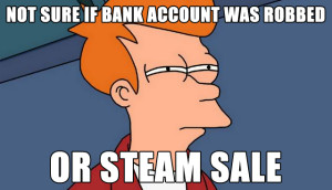 Steam Sale Fry