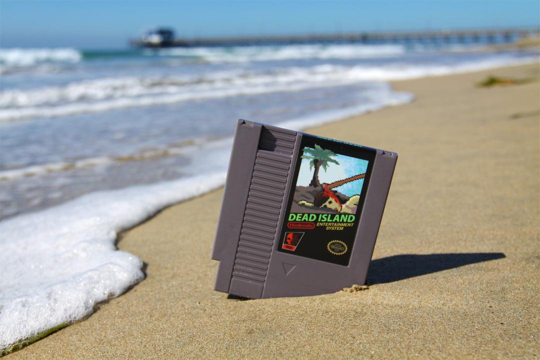 Dead Island on the beach