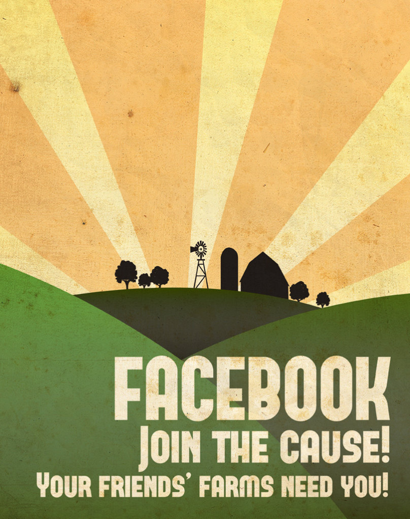 Facebook Propaganda join the cause!