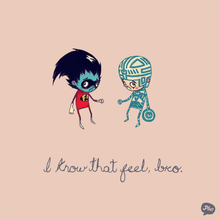 Freakazoid and Tron