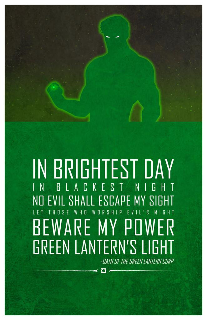 Hal Jordan, Green Lantern DC Superhero