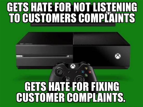 Piling the hate on Microsoft