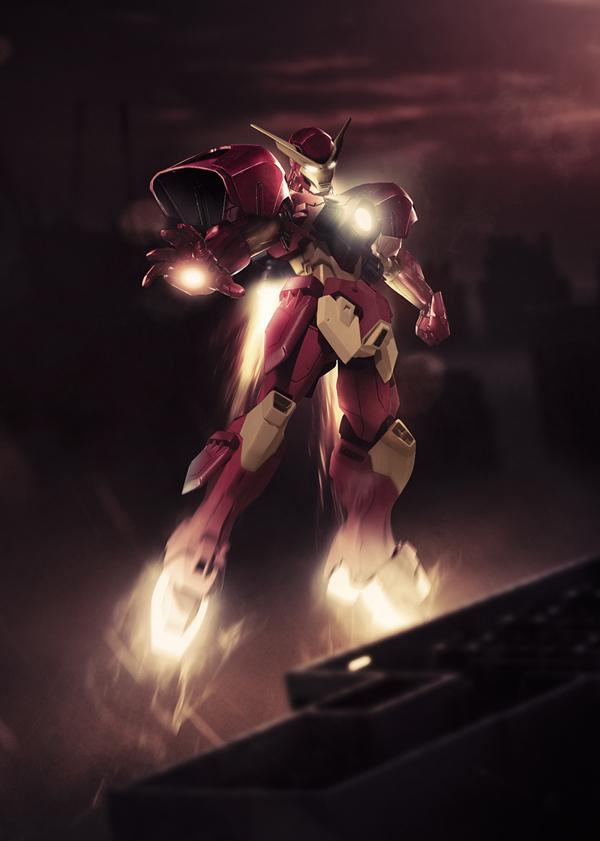 Iron Gundam
