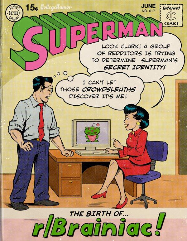 Modern Superman Sleuths