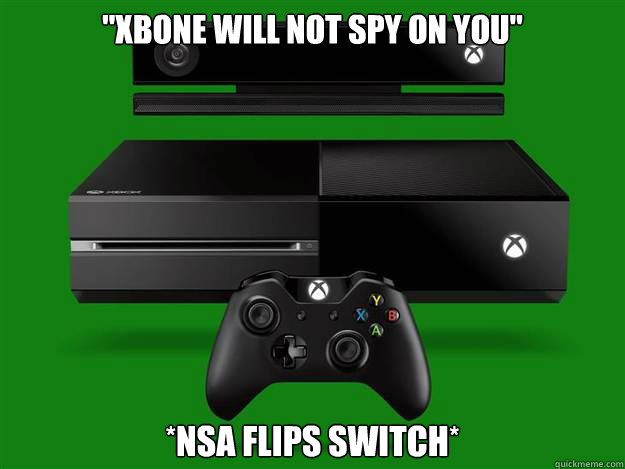 NSA spying on gamers