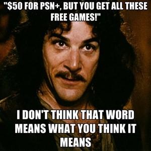 PSN free games