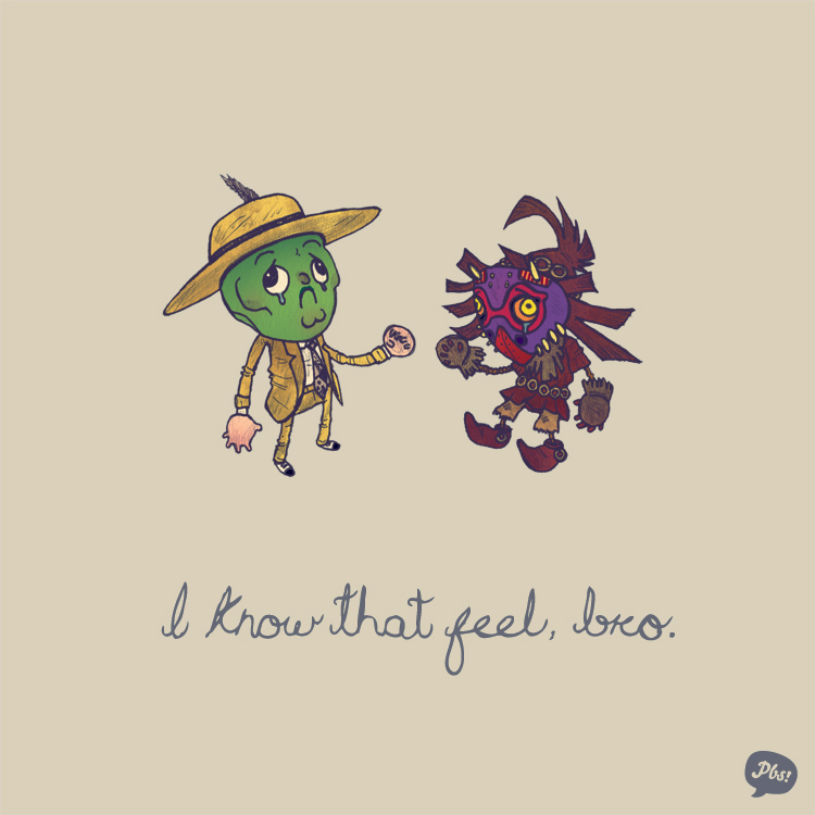 The Mask and Majoria's Mask