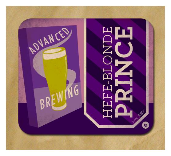 Hefe Blonde Prince